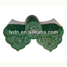 Chinese gallery for roof tiles more than 100 years