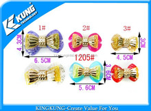 Plastic Flower design Shoes Charm/Shoe buckle