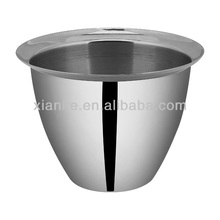 1.0L Single Wall Stainless Steel cold drinks ice bucket