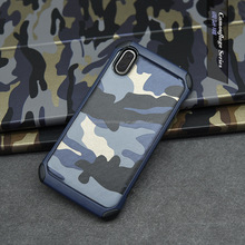 For Iphone X Case, OEM TPU PC Slim Fit Armor Hybrid Mobile Phone case for Iphone 8