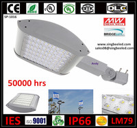 cUL UL DLC 100W 150W 250W Car Park 5yrs Warranty LED Street Light Price List