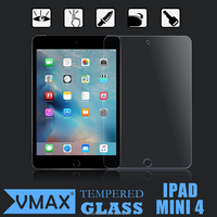 Promotion ! 2.5D 9H anti-shock anti glare laptop tempered glass screen protector for ipad pro / mini 4