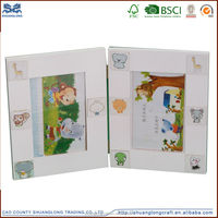 2015 hot sale wooden photo frame with high quality