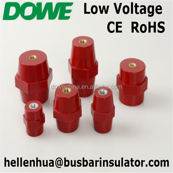 15KV 40N SEP5050 low voltage electrical busbar insulator