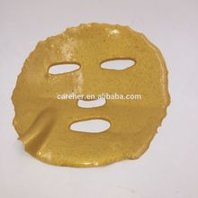 24k gold collagen crystal facial soft mask powder