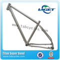 "Customized 29"" titanium mountain bike frame on sale TSB-HIM1402"
