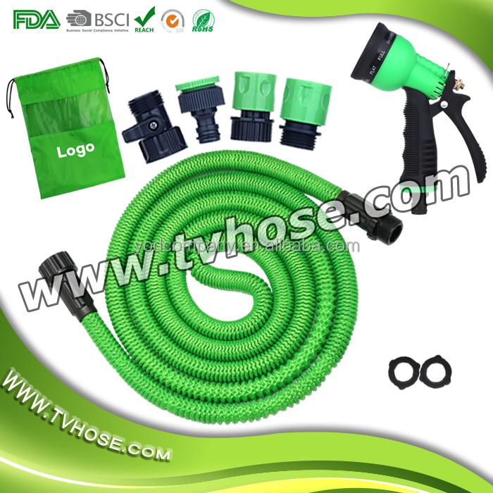 Newest design home garden watering as seen on tv triple expandable hose