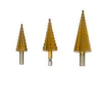 Professional Manufacturing Sheet Metal Step Drill