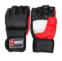 PU Material mma training gloves