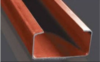 30*30 c channel steel dimension / c purlin for roof truss