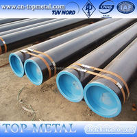 Api 5l Pipeline Steel X52 Ssaw Steel Pipe