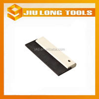 wood handle soft rubber blade scraper which names of construction tools