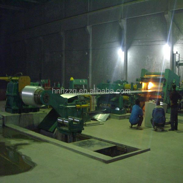 hot sale ISO9001 approved 1750 horizontal continuous casting machine