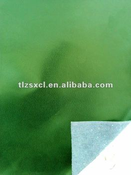 Customized various pattern synthetic embossed leather