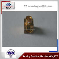CNC machining cnc turning parts in brass,service aviation cnc turning parts,oilless bushing cnc turning parts