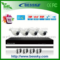 TOP 10 diy security camera kit,home security camera system cms 200 dvr software BE-6004SLIPWB