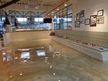 Self-leveling concrete high performance easy clean dust proof epoxy flooring