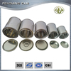 round metal chemical paint can for different capacity
