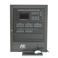New generation product launched addressable fire alarm panel fire control system