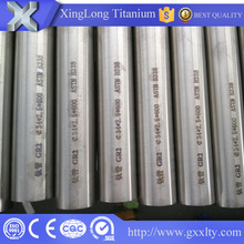 Best quality China factory ASTM B338 Gr.2 Seamless price Titanium Tube/pipe
