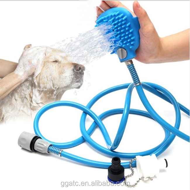 Pet Grooming Bathing Tool Bath Brush Adjustable Pet Shower/Wash machine pet/Handhold Pet Shower