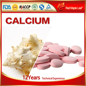 Natural Coral Calcium Tablets, Pills, Supplement, 400mg - Manufacturer, Price, OEM, Private Label