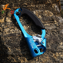 Climbing Ascender LEFT hands Jumar Clamp aluminium magnesium alloy