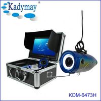 Newest Design Housing15m / 30m /80m 800tvl underwater video camera fishing