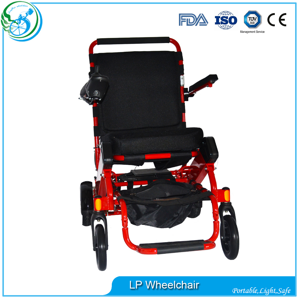 Best travel power folding electric wheelchairs