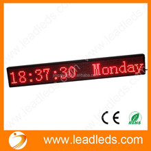 Alibaba Middle Years To Promote Outdoor Taxi Advertising LED Display Screen Prices