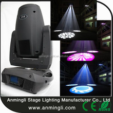 High Speed Shutter 15R Spot Pro moving head Stage Light