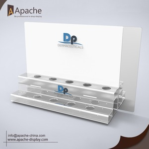 Free Design High Quality Acrylic Cosmetic Display Stand for Shopping mall
