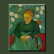 BC13-9290 handmade human figure oil painting by vincent van gogh