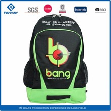 Best-selling Side Bottle Holder Daily High School Bag For Middle School Student