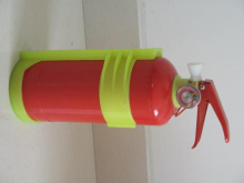 0.5kg portable fire extinguisher with foot ring
