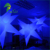 Color changing LED Lighting Inflatable Star for Party Decoration