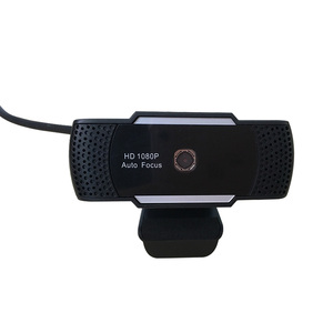 Wholesale high quality HD 1080P autofocus USB webcam for computer