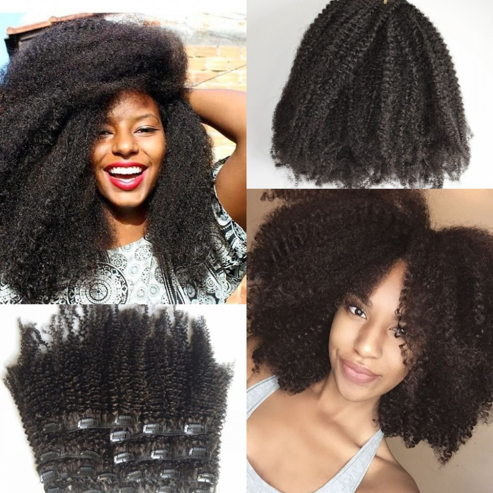 Mongolian Afro Kinky Curly Virgin Hair Mongolian Afro Kinky Curly