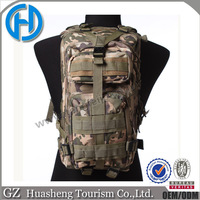 3P military waterproof camo bag
