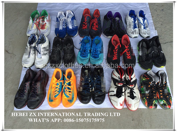 Wholesale Cheap Price Of Used Shoes high quality west africa Second Hand Shoes-china used shoes pound