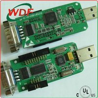 usb flash drive pcb assembly