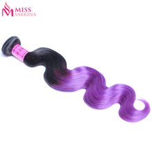 China Wholesale Alibaba Virgin Brazilian Hair Unprocessed Purple Body Wave Human Hair Weave