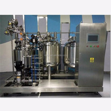 1000L Full Automatic CIP Semi- Automatic CIP Manual CIP