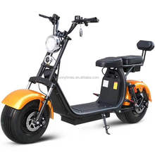 Most Popular High Quality Two Wheel 1500w Motorcycles Scooters 60V Lithium Battery