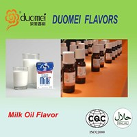 Duomei flavor: DM-31004 Fresh True Milk Oil Flavor for beverages