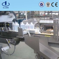 Plastic bottle Blow fill seal infusion packing machinery