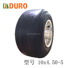 Karting tyre and rim 10x4.50-5 go kart tyre for sodi dino rimo
