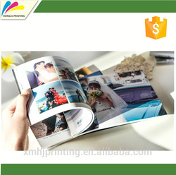 Customized personalized printed notebooks with certificate