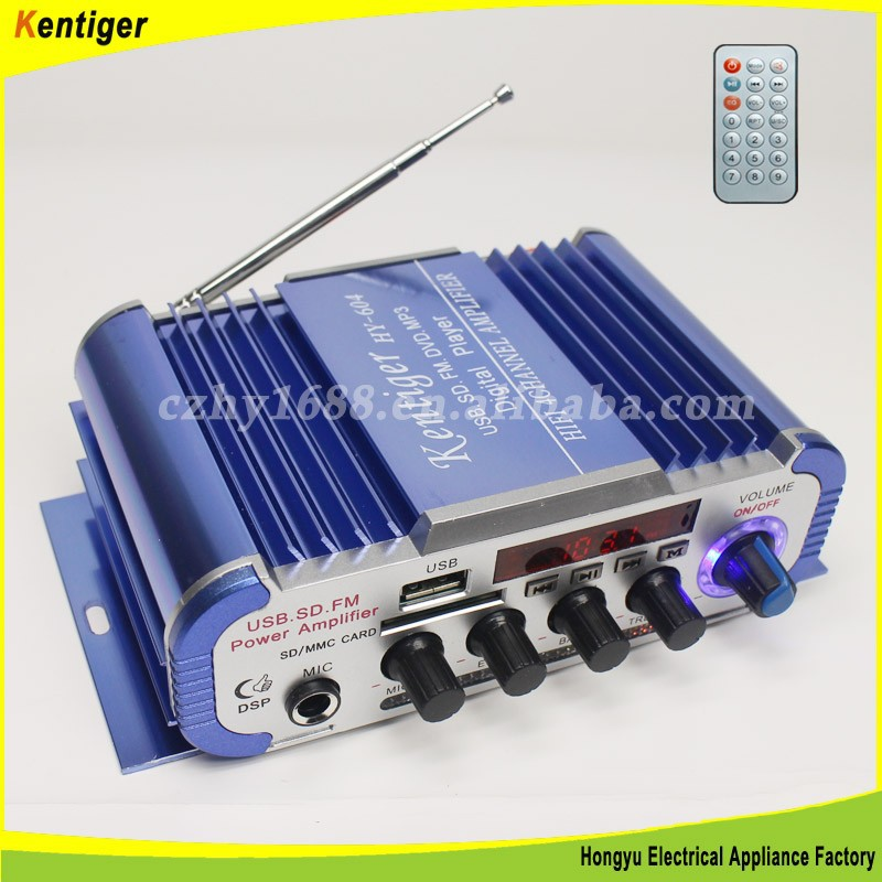 MP3 player 12V amplifier tube mini