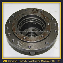 Excavator travel motor gearbox spare parts, gear part for excavator trave gear parts